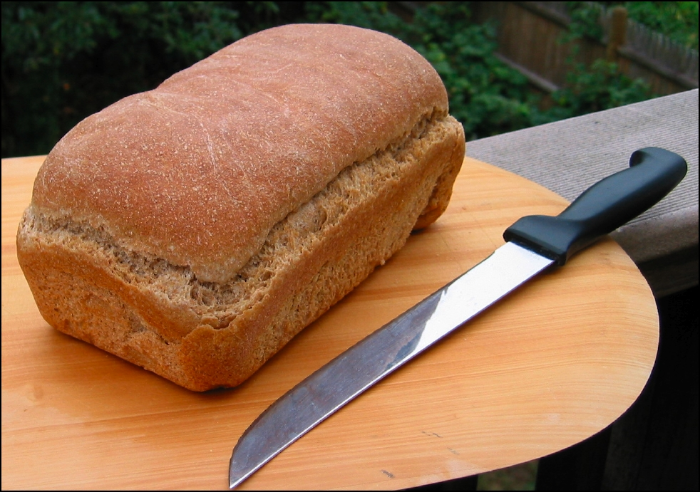 Whole Wheat Sandwich Bread (whole)